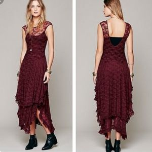 Free People French Courtship Dress, S